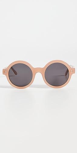 Illesteva - Frieda Nectarine Sunglasses