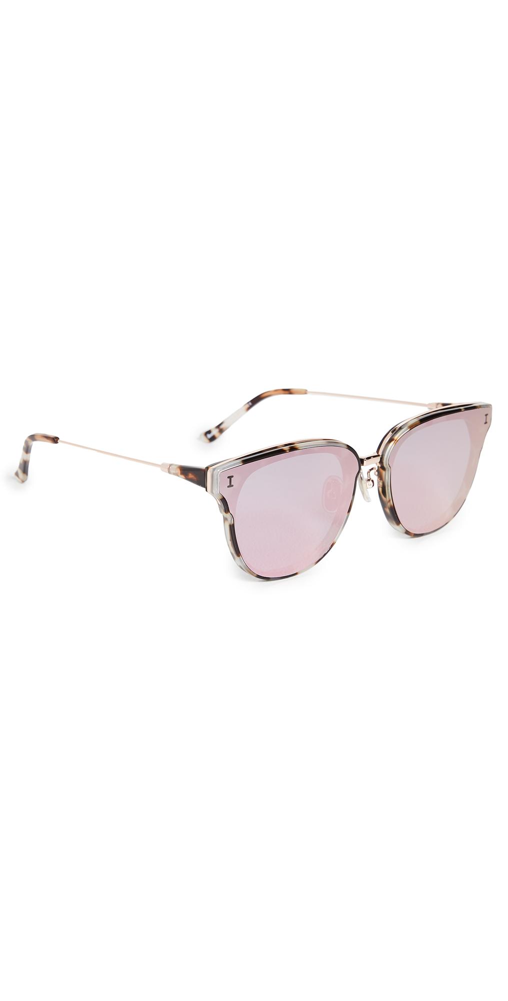 Aoyama White Tortoise Sunglasses