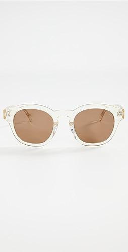 Illesteva - Madison Champagne Sunglasses