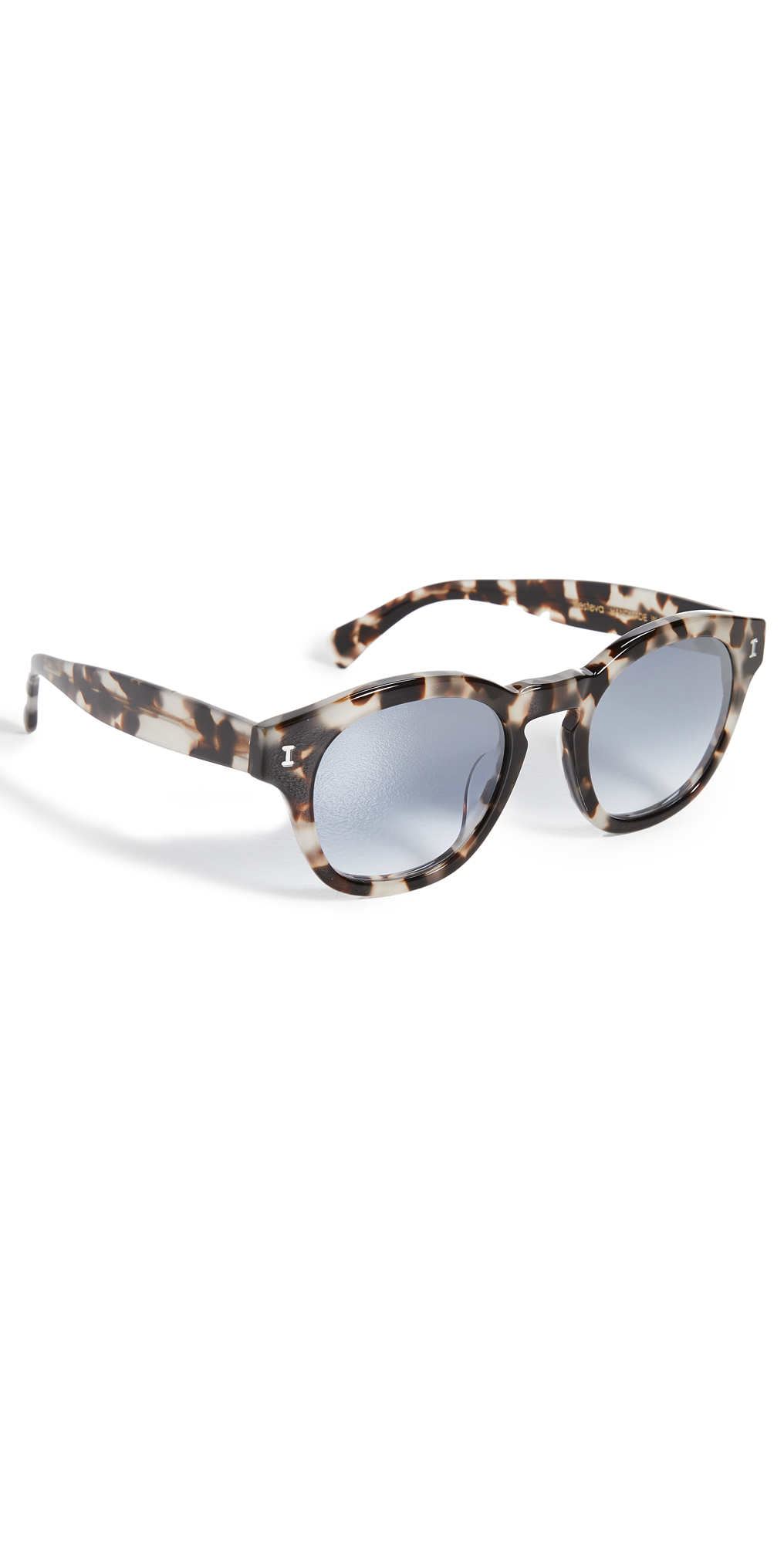 Madison White Tortoise Sunglasses