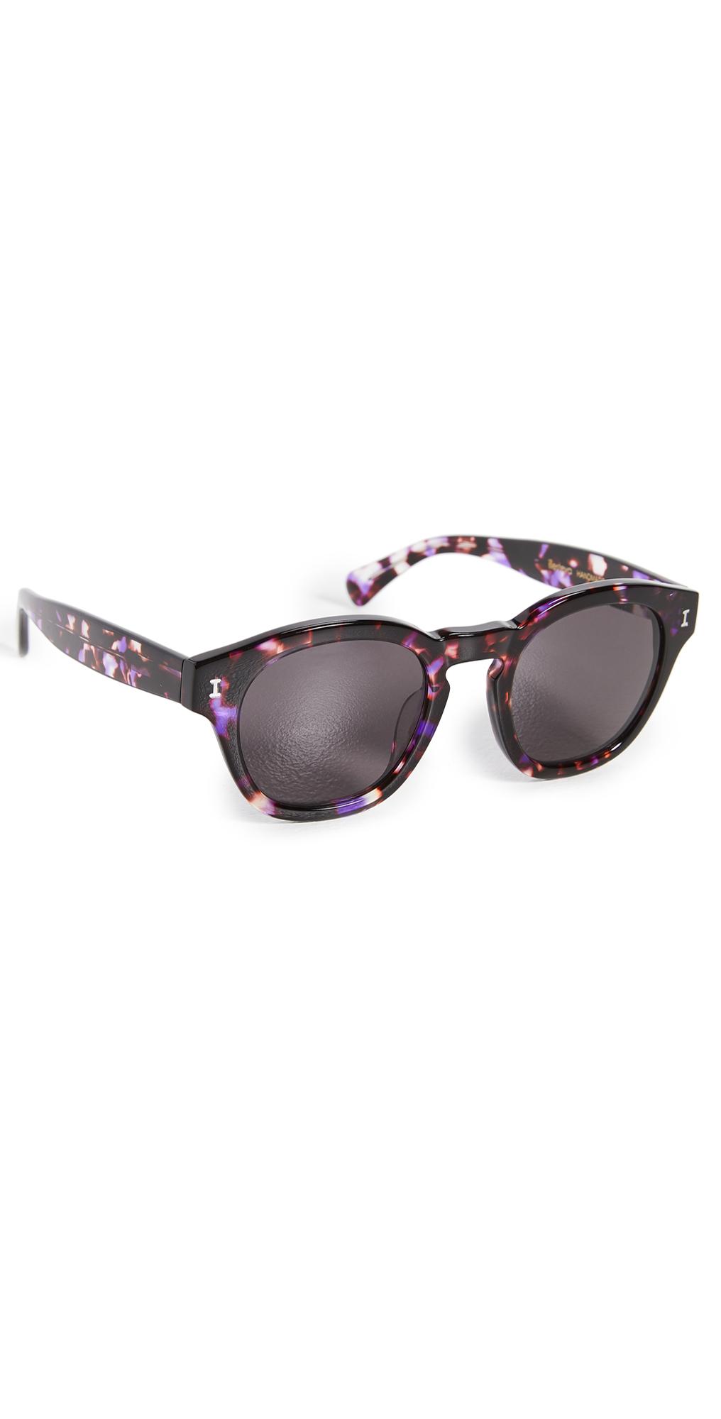 Madison Berry Tortoise Sunglasses