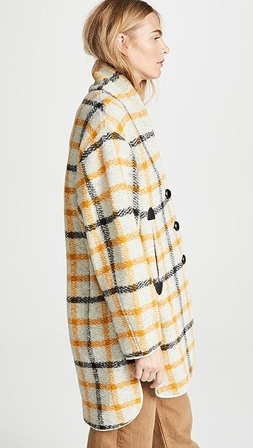 Isabel Marant Etoile Пальто Gabrie
