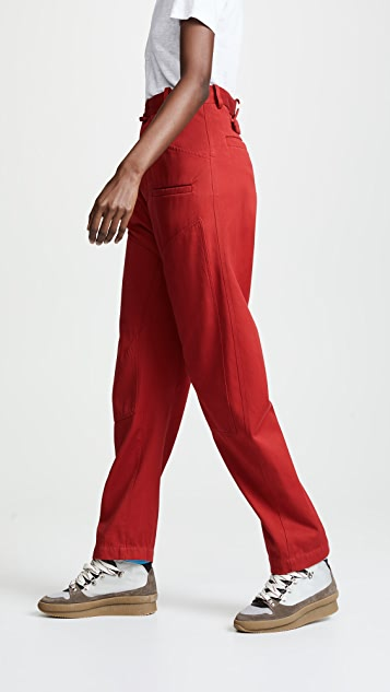 Isabel Marant Etoile Driest Pants