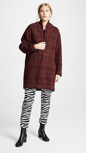 Isabel Marant Etoile Eabrie Coat