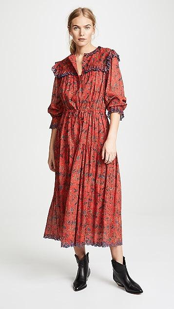 47c106fc673 Isabel Marant Etoile Платье Eina ...