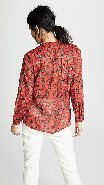Isabel Marant Etoile Maria 女式衬衫