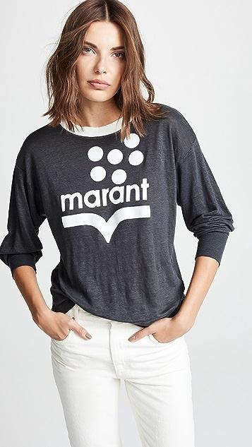 2a6d8c6b Isabel Marant Etoile Klowyn Tee | SHOPBOP
