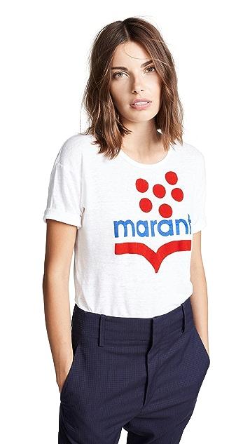 Isabel Marant Etoile Koldia T-Shirt