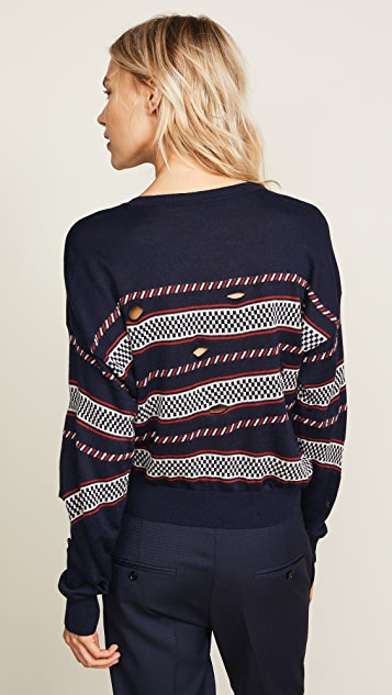 Isabel Marant Etoile Casey Pullover