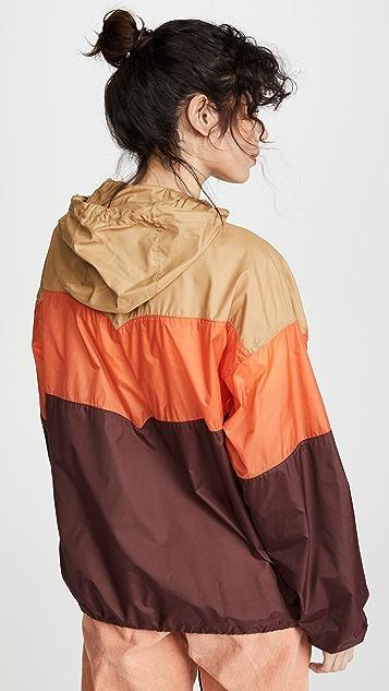 Isabel Marant Etoile Kyriel Sporty Raincoat