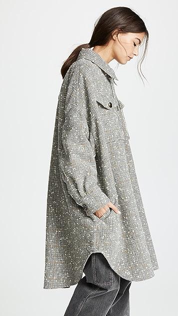 Isabel Marant Etoile Oario Over Jacket