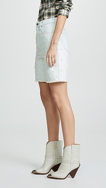 Isabel Marant Etoile Liny 牛仔布短裤