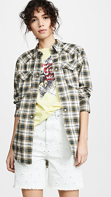 Isabel Marant Etoile Divana Button Down Shirt