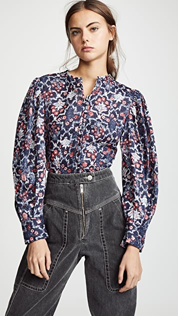 Isabel Marant Etoile Блуза Tilo