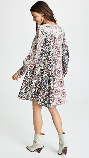 Isabel Marant Etoile Lissande Dress