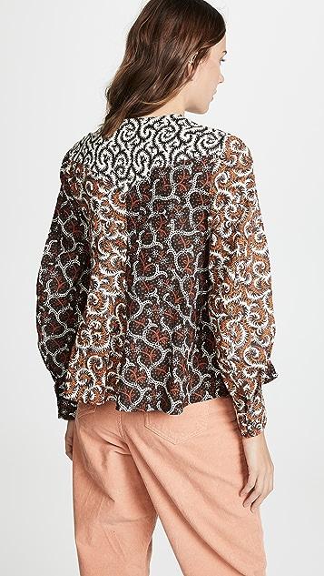 Isabel Marant Etoile Loris 女式衬衫