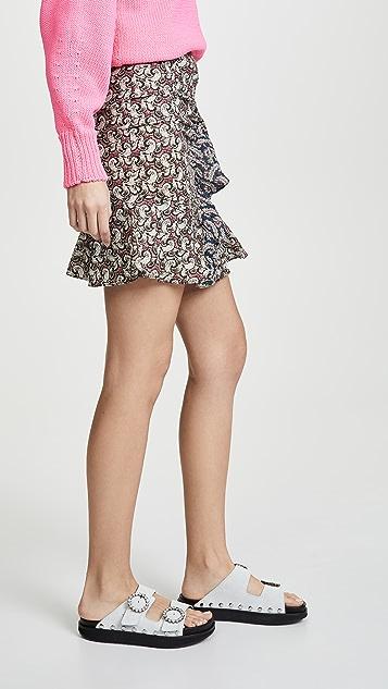 Isabel Marant Etoile Loz Skirt