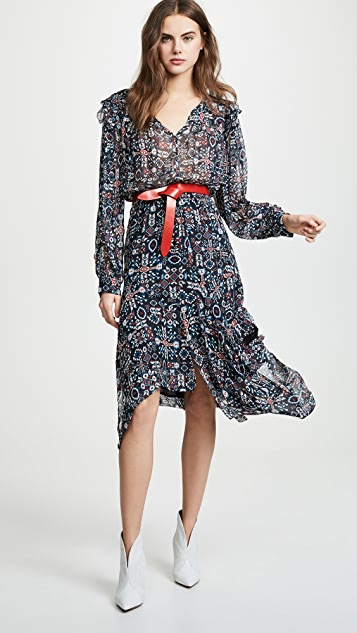 bee33cce2530d Isabel Marant Etoile Enna Dress ...