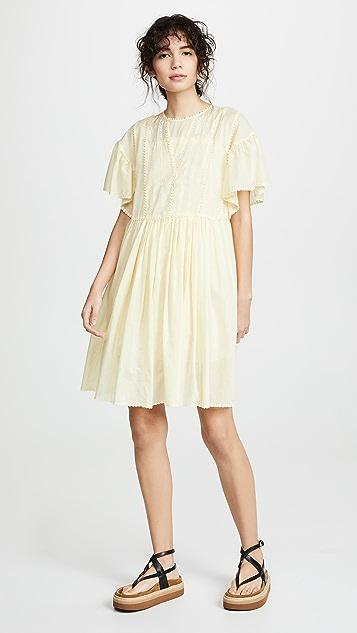 Isabel Marant Etoile Annaelle Dress