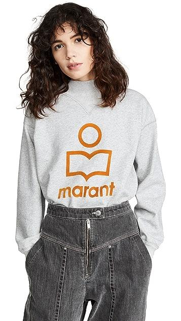Isabel Marant Etoile Толстовка Moby