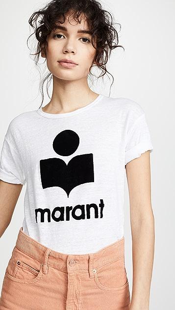 Isabel Marant Etoile Koldi Tee