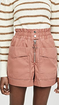 Lizy Cargo Shorts