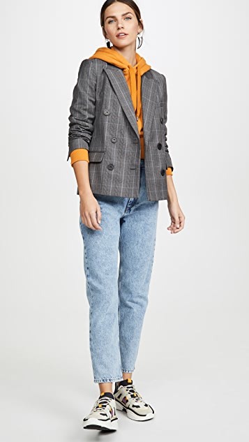 Isabel Marant Etoile Visby Double Breasted Blazer