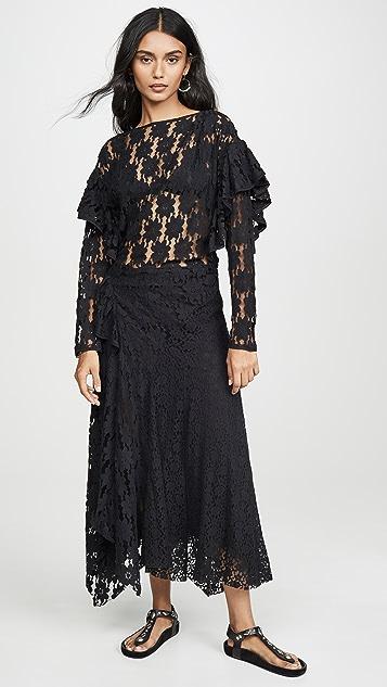 Isabel Marant Etoile Vally Dress