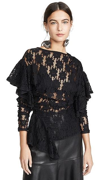 Isabel Marant Etoile Vinny 女式衬衫