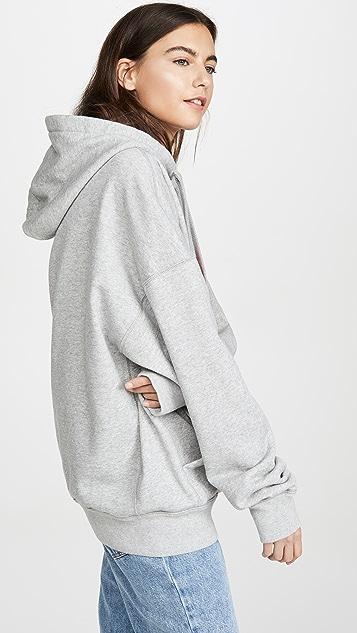 Isabel Marant Etoile Mansel Oversized Hoodie