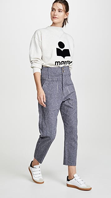 Isabel Marant Etoile Moby 运动衫
