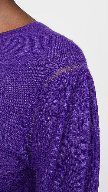 Isabel Marant Etoile Alpaca Floyd Pullover
