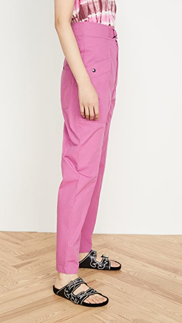 Isabel Marant Etoile Zilyae Trousers