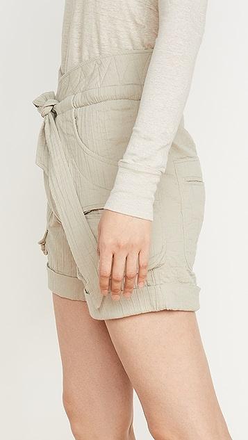 Isabel Marant Etoile Belize Shorts