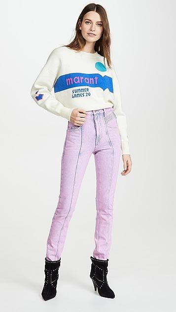 Isabel Marant Etoile Hominy 长裤