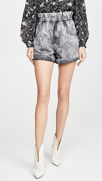 Isabel Marant Etoile Itea Shorts