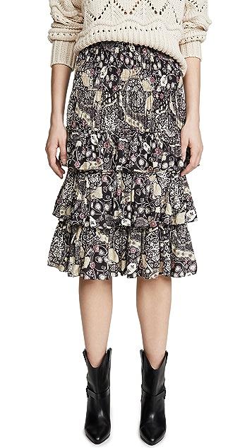 Isabel Marant Etoile Cencia Skirt