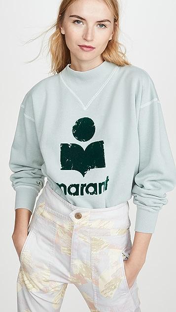 Isabel Marant Etoile Moby Pullover Sweatshirt