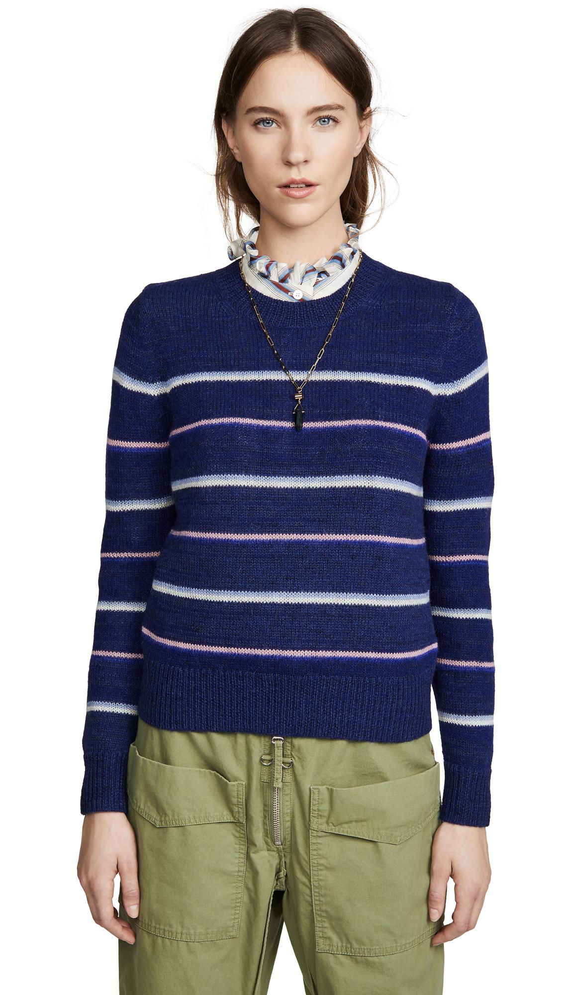 Isabel Marant Etoile Gianli Alpaca Sweater