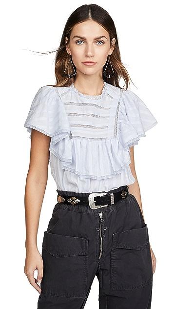 Isabel Marant Etoile Pleyel 女式衬衫