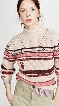 Georgie Alpaca Sweater
