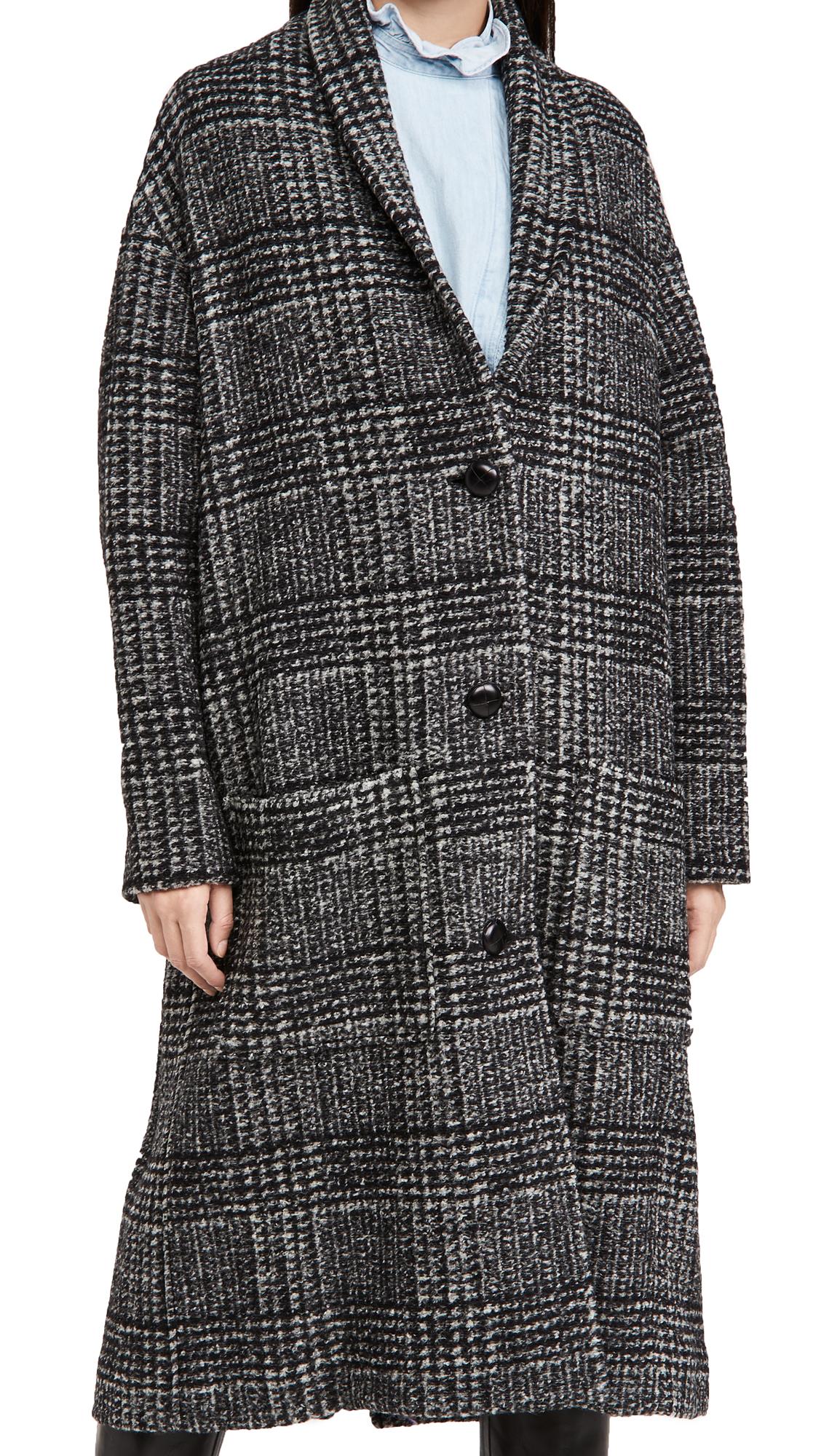 Isabel Marant Etoile Elayo Coat