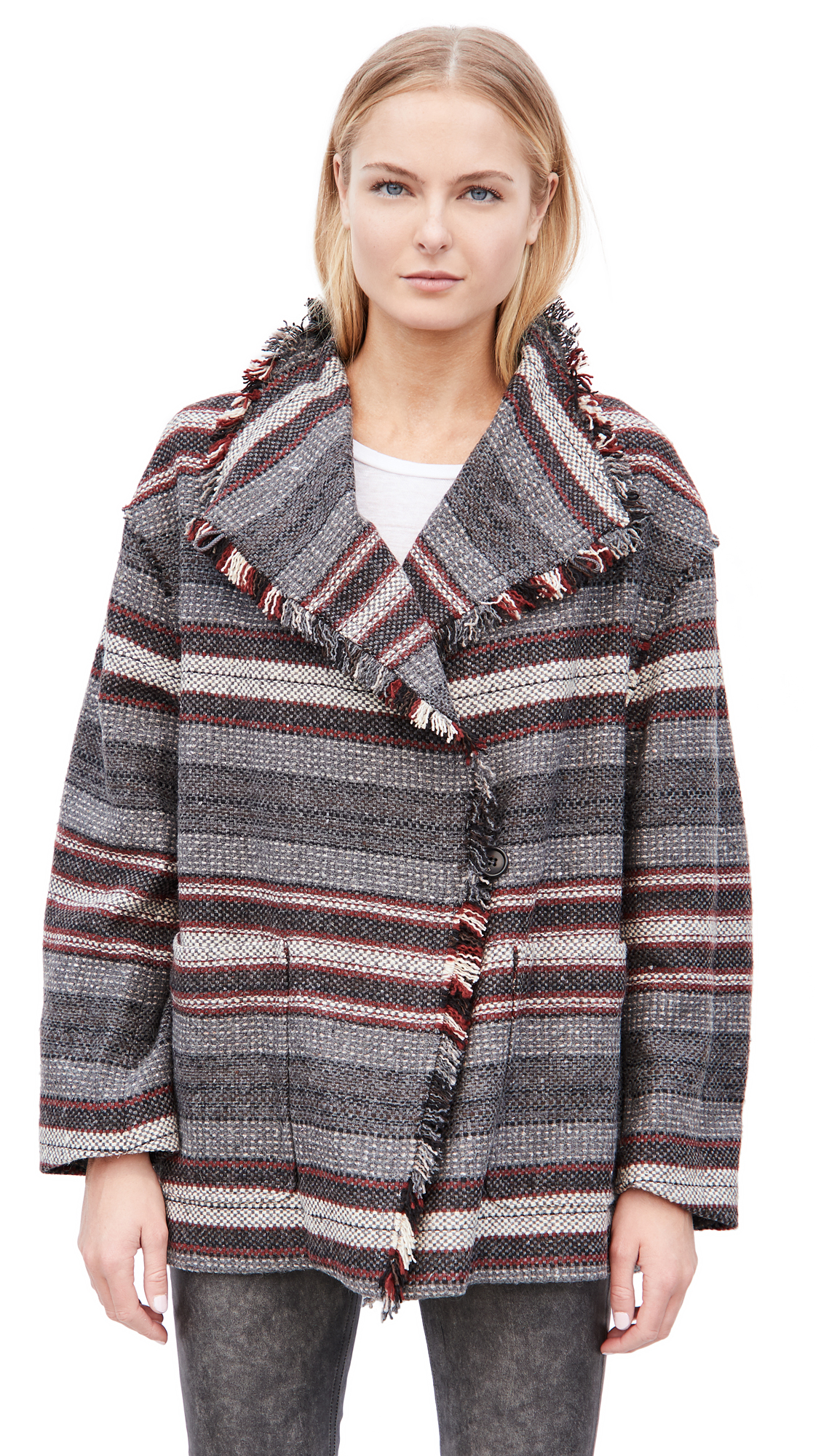 Isabel Marant Etoile Josia Coat