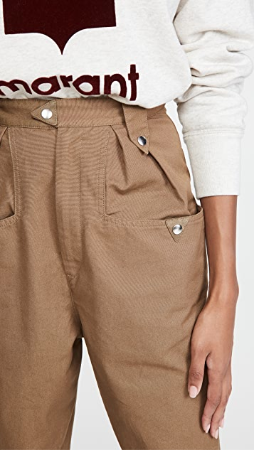 Isabel Marant Etoile Pulcie Pants