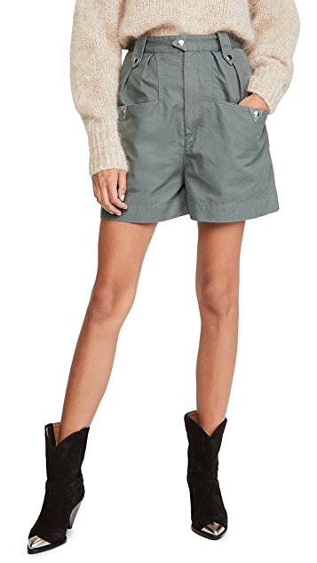Isabel Marant Etoile Palino Shorts