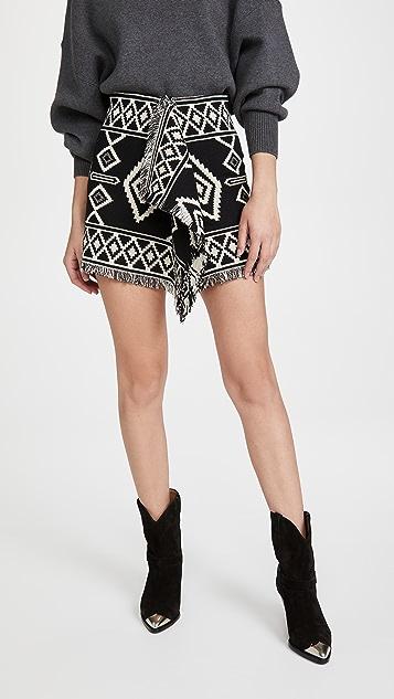 Isabel Marant Etoile Jiloa Skirt