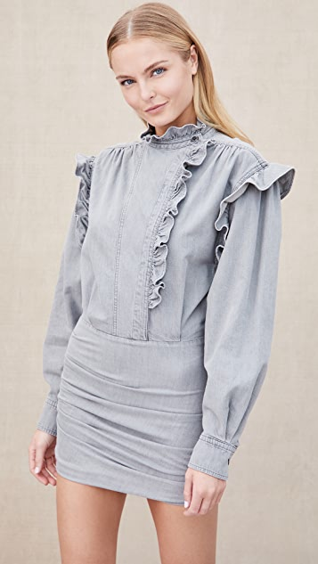 Isabel Marant Etoile Greta 连衣裙