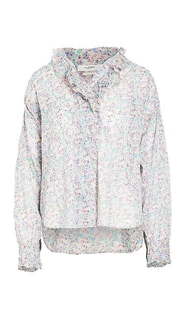 Isabel Marant Etoile Pamias 女式衬衫