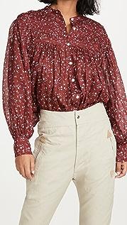 Isabel Marant Etoile Plalia 女式衬衫