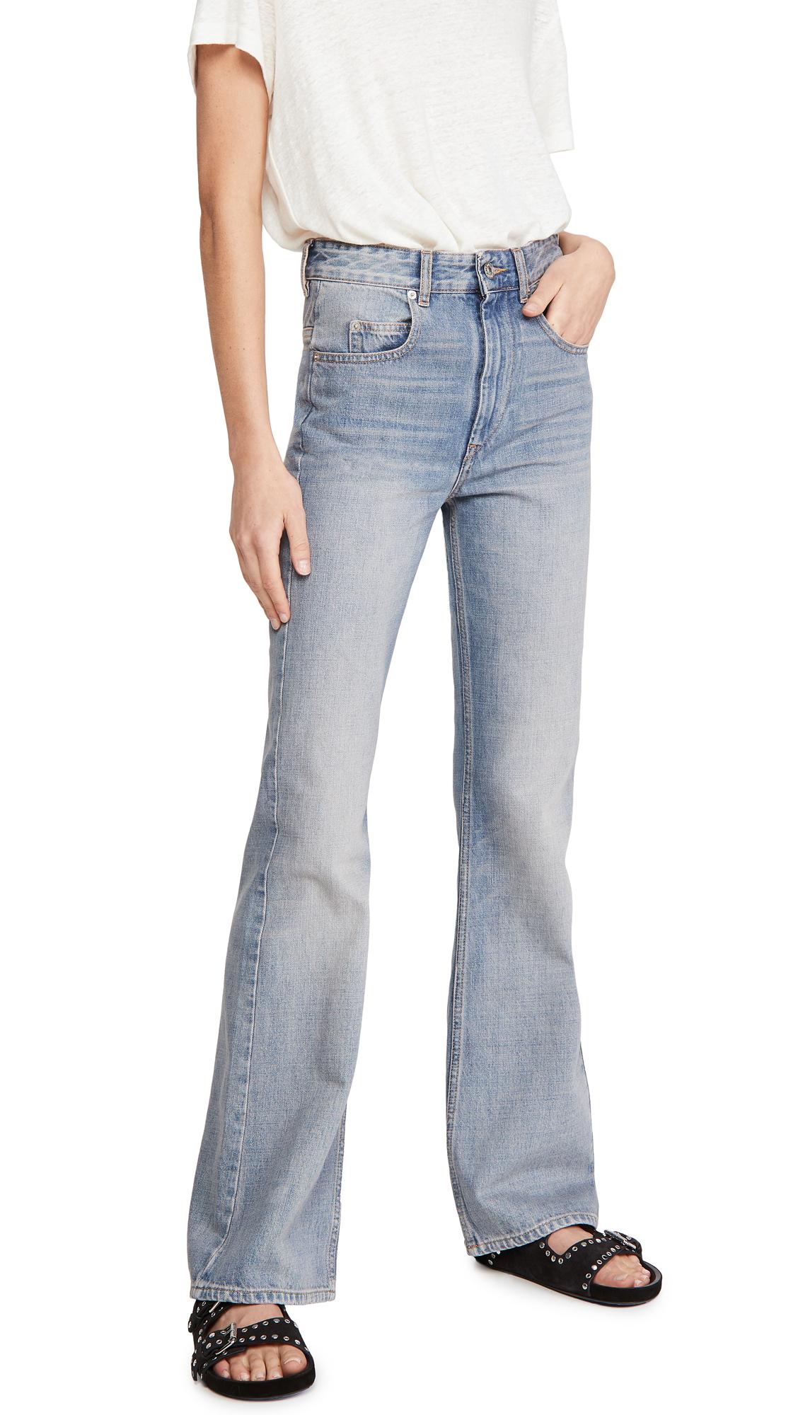 Isabel Marant Etoile Belvira Jeans